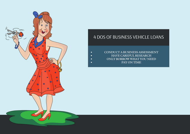 4-Dos-of-Business-Vehicle-Loans