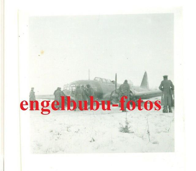 FOTO-FLUGZEUG-Russischer-Kampfflieger-DB-3-1