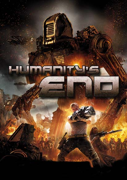 Humanity's End (2009) Hindi Dubbed Movie 720p