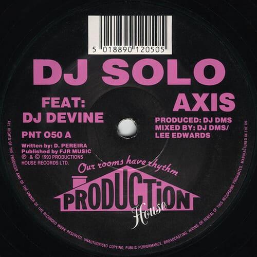 Download DJ Solo - Axis / Darkage mp3