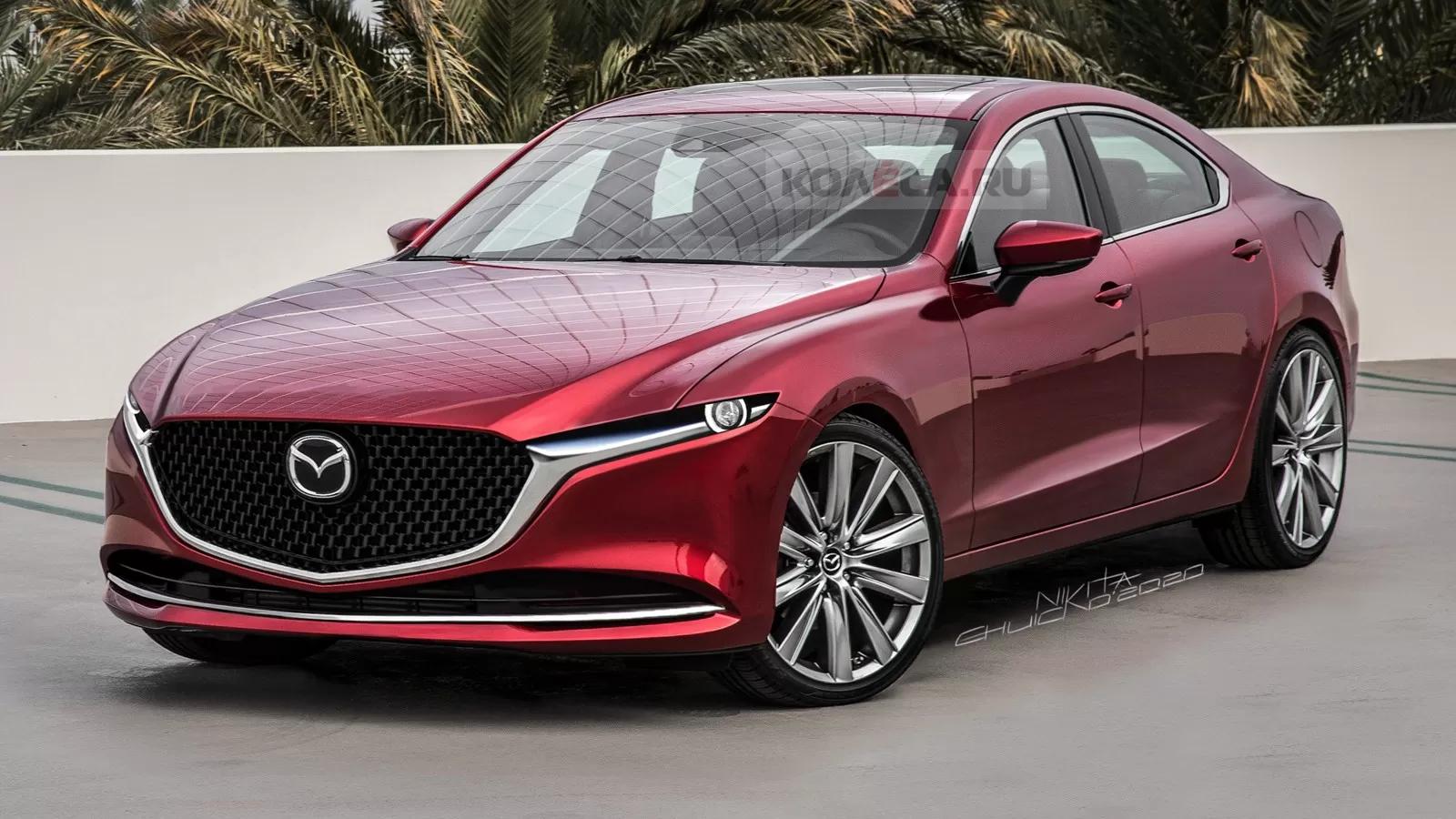 2021 Mazda 6 IV 28