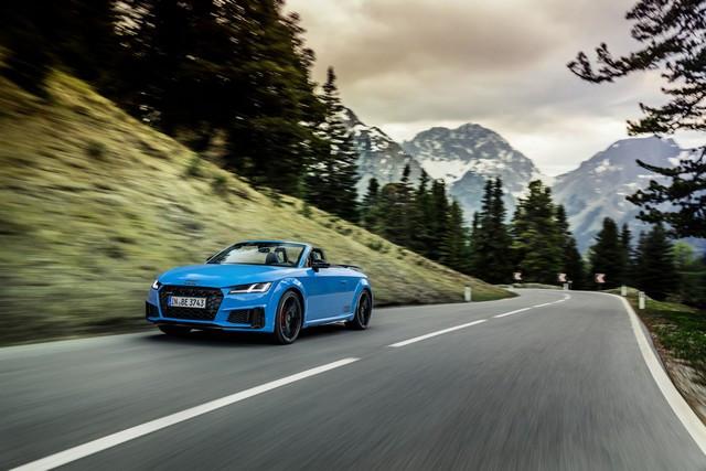 Accent sportif : l'Audi TTS competition plus A208518-medium
