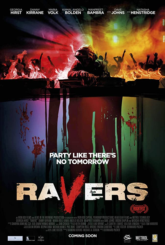 Ravers (2020) 720p WEB-DL 800MB Download