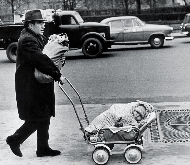 жизнь советской эпохи в фотографиях 62