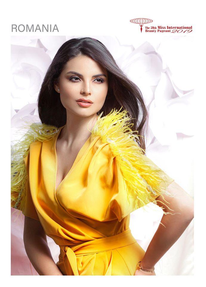 Round 31st : Miss International 2019 14