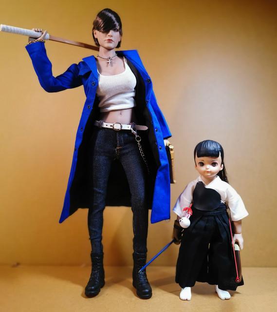 KyudoGirl - NEW PRODUCT: Lakor Baby 1/6 Scale Kyudo girl Rptoz
