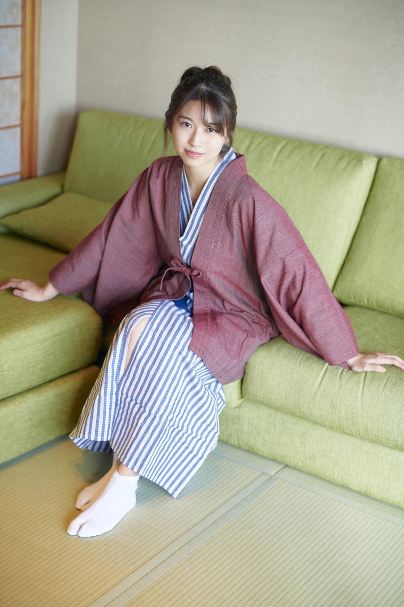 [Yanmaga Web] 牧野真莉愛・ヤンマガアザーっす!006
