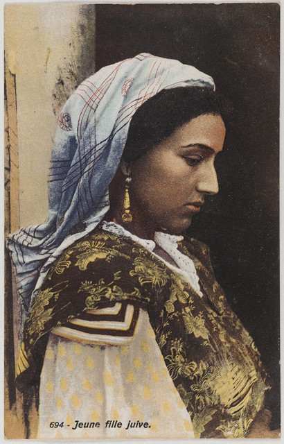 Women-s-types-of-the-East-French-postcards-of-the-late-XIX-early-XX-century