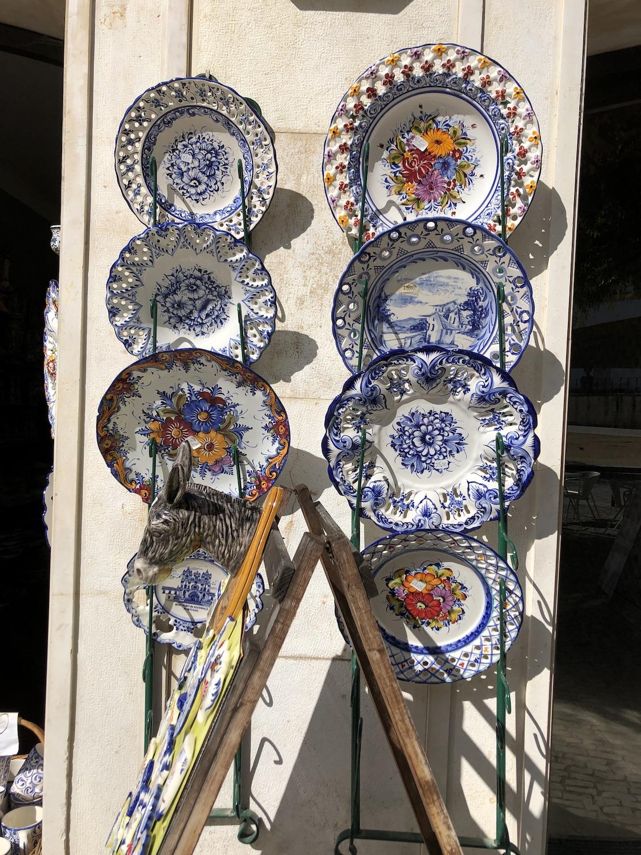 Alcobaça ceramics