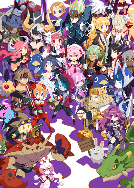 Topics tagged under disgaea_6 on 紀由屋分享坊 01-07-main