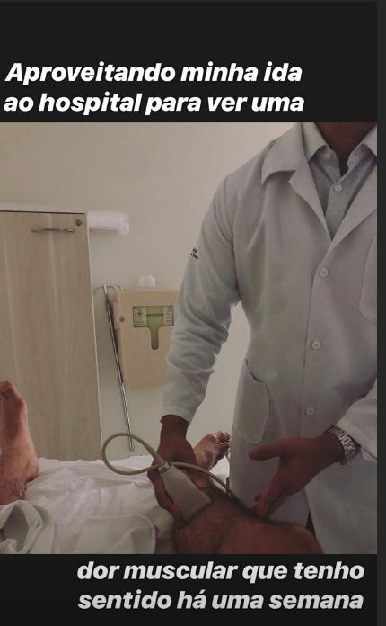 Depois de viagem romântica com Fátima Bernardes, Túlio Gadêlha descobre doença e adia retorno ao trabalho