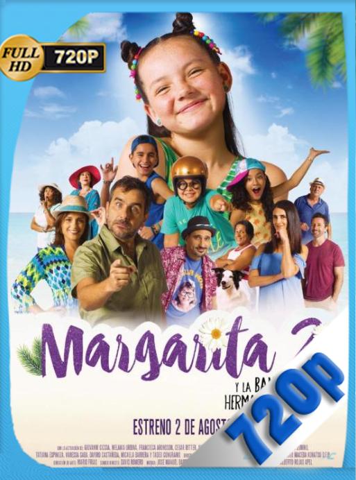 Margarita 2 (2018) HD [720p] Latino [GoogleDrive] [zgnrips]