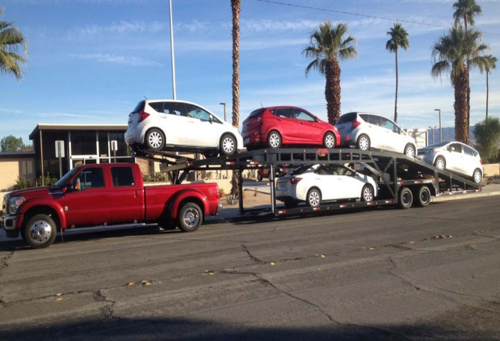 Used Car Transporter for Sale