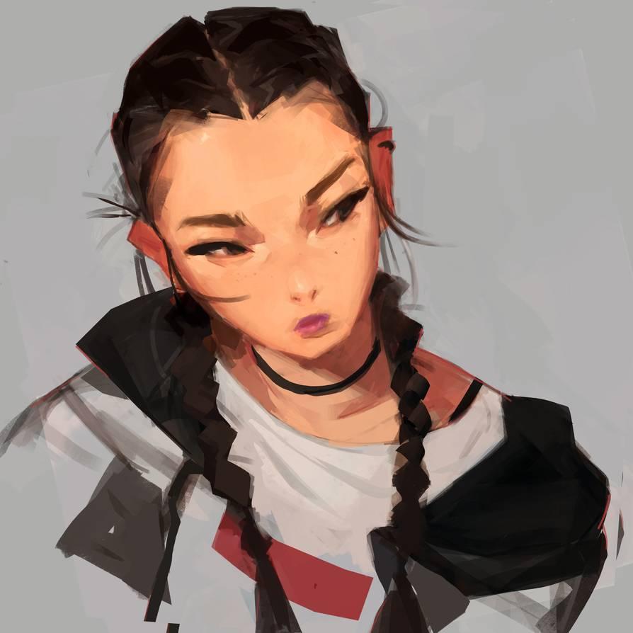 andromeda Avatar