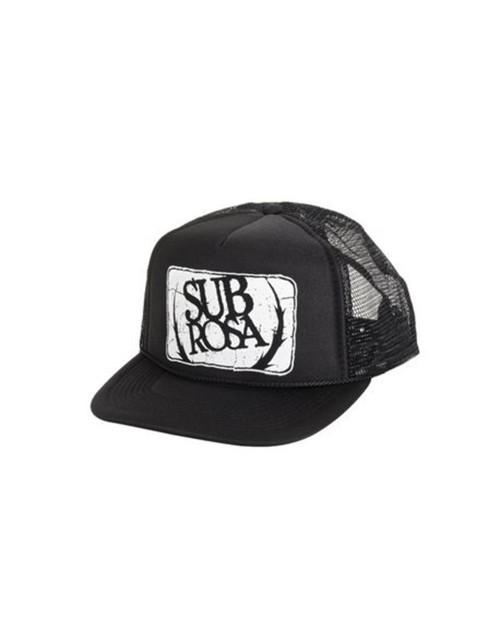 subrosa-subrosa-trucker-cap-zwart