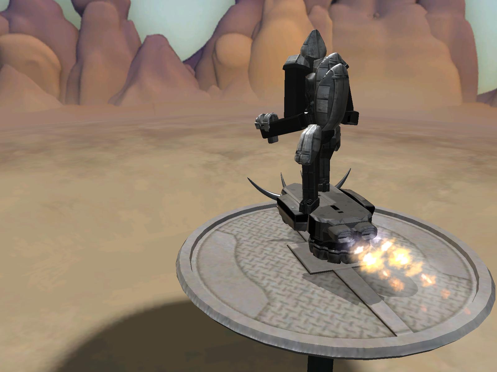 Un robot asesino veloz Spore-18-02-2020-14-48-18