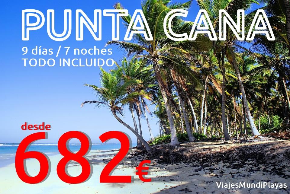 #OfertasCaribe #PuntaCana #RivieraMaya #Cuba