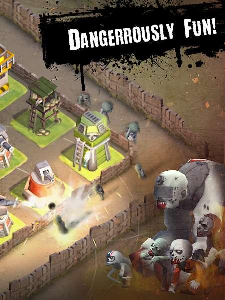 DEAD 2048 Puzzle Tower Defense (MOD coins/items)