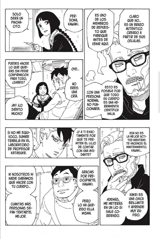 Boruto Manga, Capítulo 56 Página 4