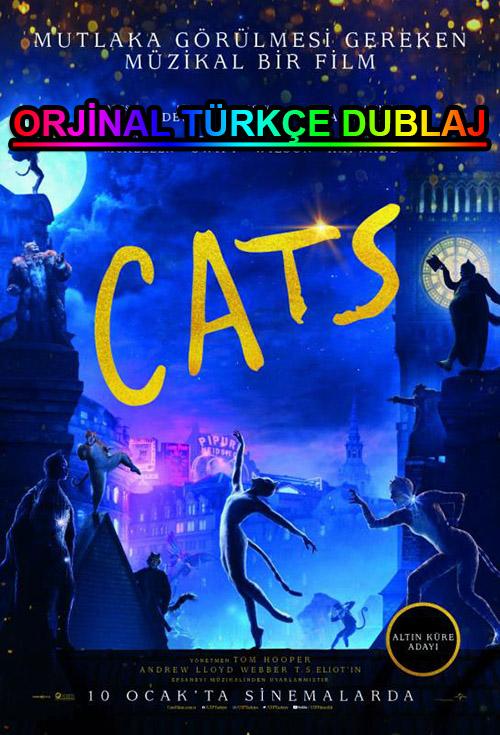 Kediler   Cats   2019   BDRip   XviD   Türkçe Dublaj   m720p - m1080p   BluRay   Dual   TR-EN   Tek Link