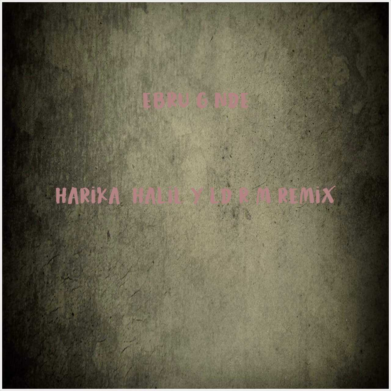 دانلود آهنگ جدید Ebru Gündeş به نام Harika (Halil Yıldırım Remix)