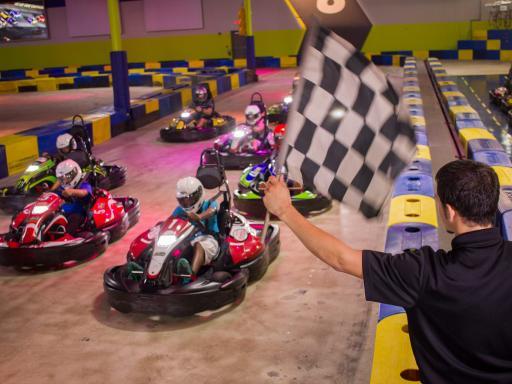 I-Drive NASCAR Experience