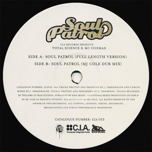 Download Total Science & MC Conrad - Soul Patrol mp3