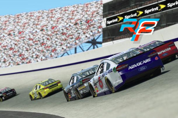 VRC NASCAR 2019 - Round 2 - Dover