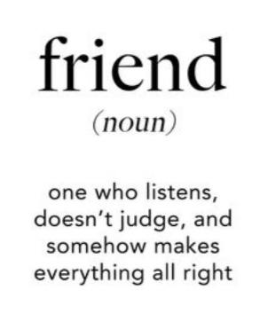 Kata Kata Quotes Teman Sejati dan Persahabatan dalam Bahasa Inggris