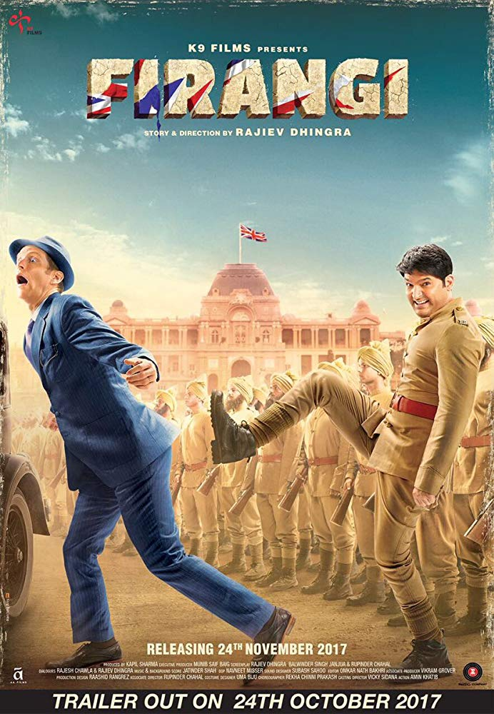 Firangi 2017 Hindi Movie  HDTVRip x264 AC3