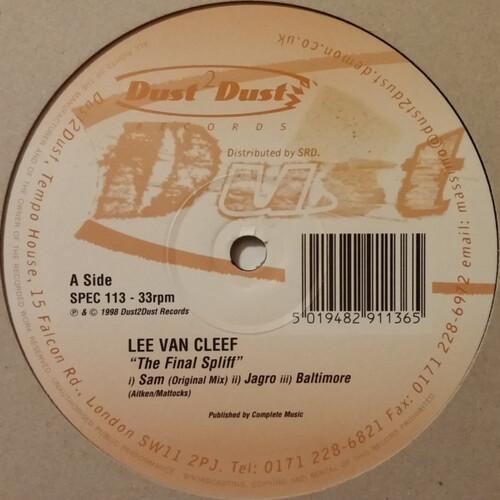 Lee Van Cleef - The Final Spliff