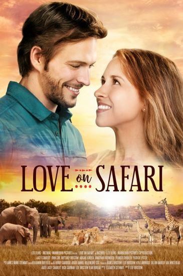 Miłość na safari / Love on Safari (2018) PL.HDTV.XviD-GR4PE   Lektor PL