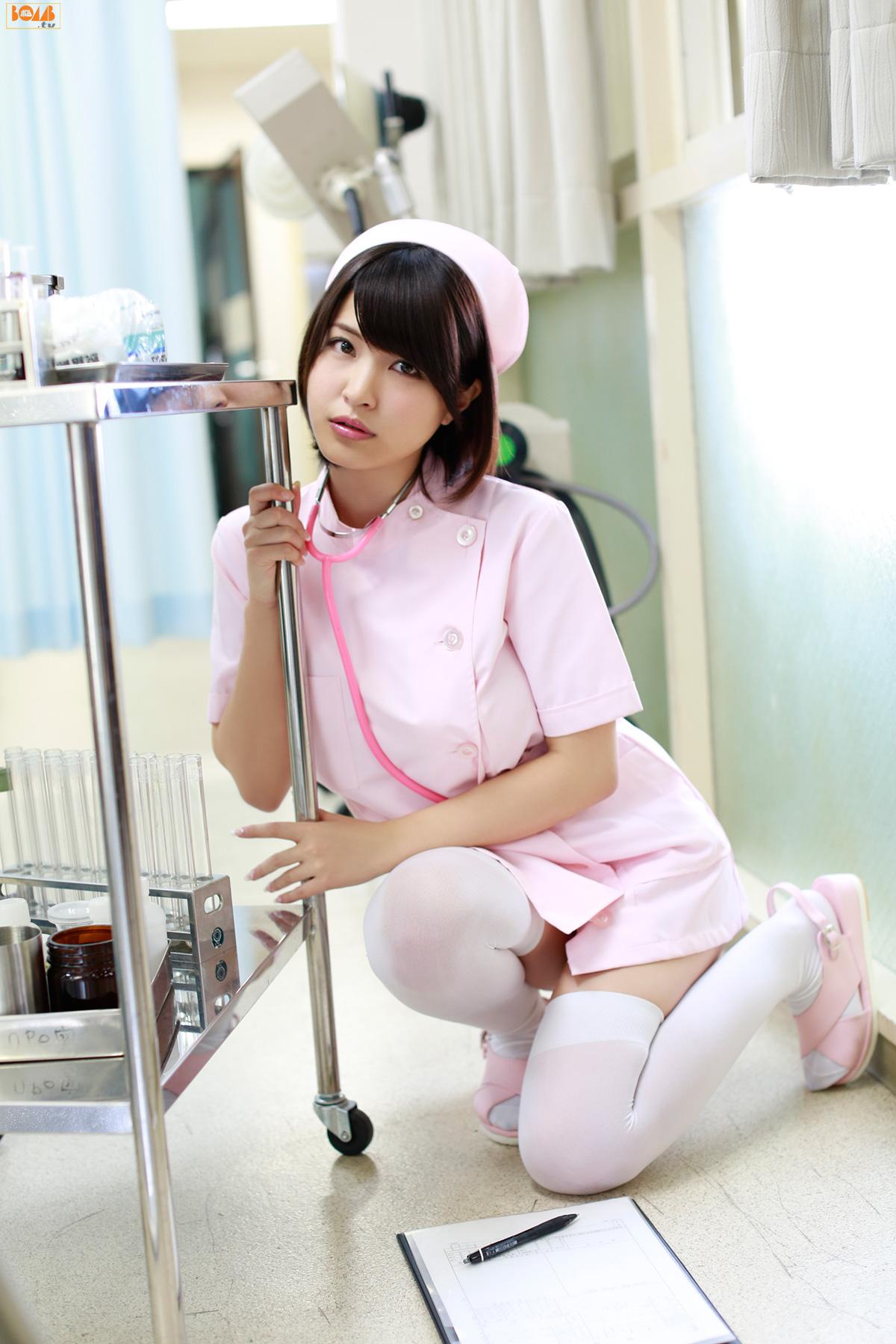 護士小姐姐不為人知的一面?!