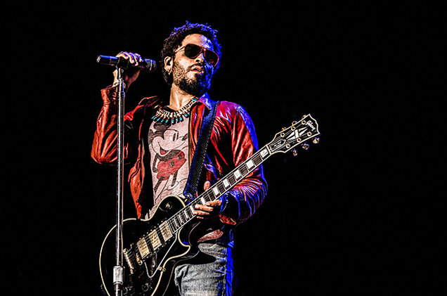 Lenny kravitz press photo 2015 billbaord 650