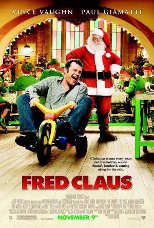 ფრედ კლაუსი - სანტას ძმა FRED CLAUS