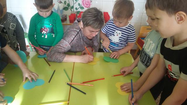 В детском саду «Пчёлка» прошла неделя психологии