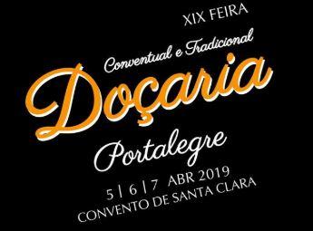 PORTALEGRE: XIX FEIRA DA DOÇARIA CONVENTUAL E TRADICIONAL REALIZA-SE ENTRE OS DIAS 5 E 7 DE ABRIL