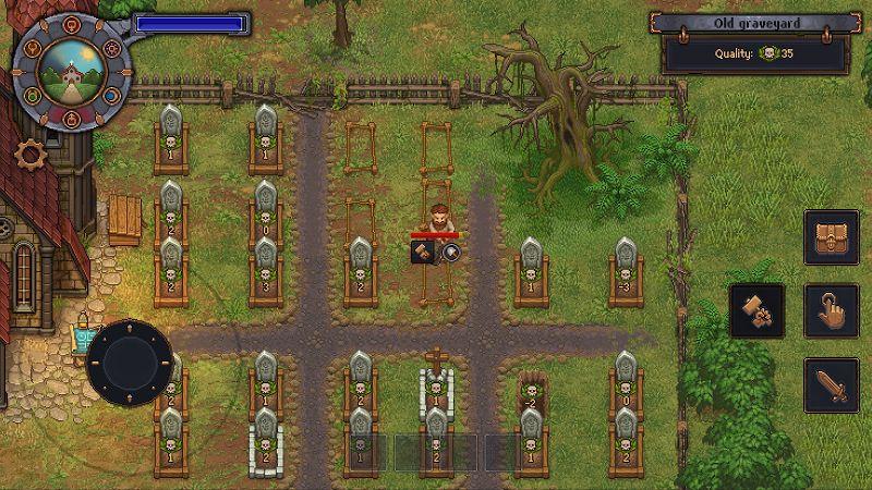 Graveyard Keeper (MOD, Unlocked/Energy)