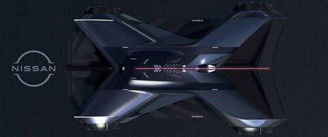Nissan « GT-R(X) 2050 » : Le Projet D'un Stagiaire Devient Réalité 6-Nissan-JB-Choi-Final-08-DEC2020-17-source