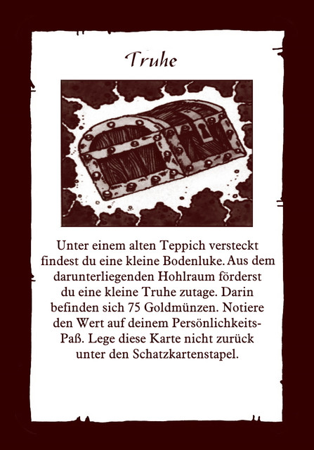 Schatz-Truhe