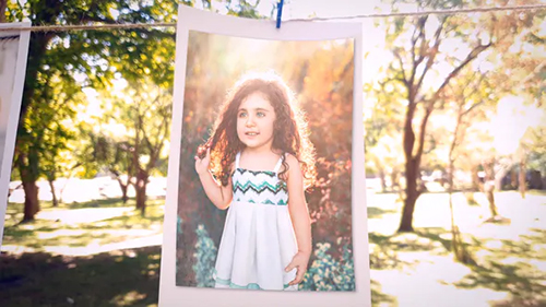 Summer memories Photos gallery 32265274 - Project for After Effects (Videohive)