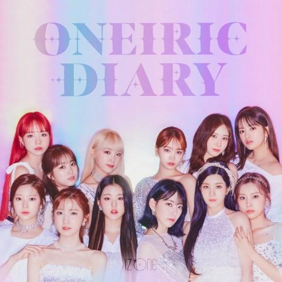 [Album] IZ*ONE – Oneiric Diary