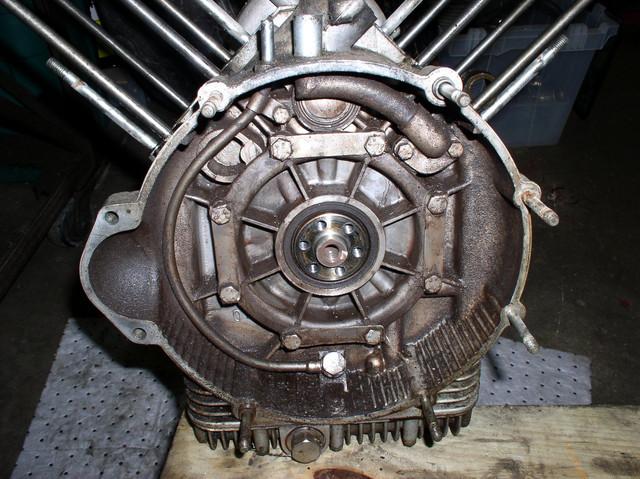 V7 Sport engine teardown 16