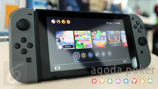Keberadaan Nintendo Switch Mini Terungkap dari Pabrikan Aksesori