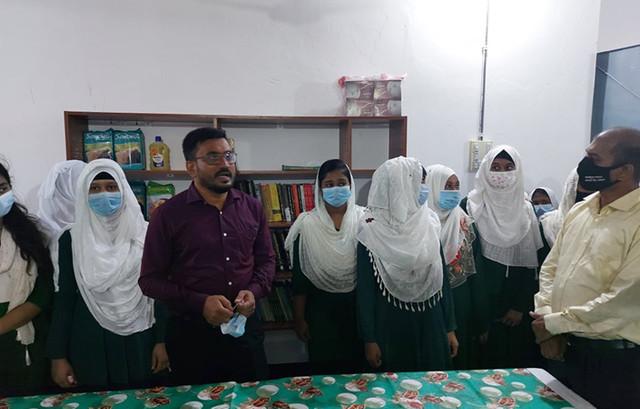 গোসাইরহাটে 'কন্যা সাহসিকা'র উদ্বোধন