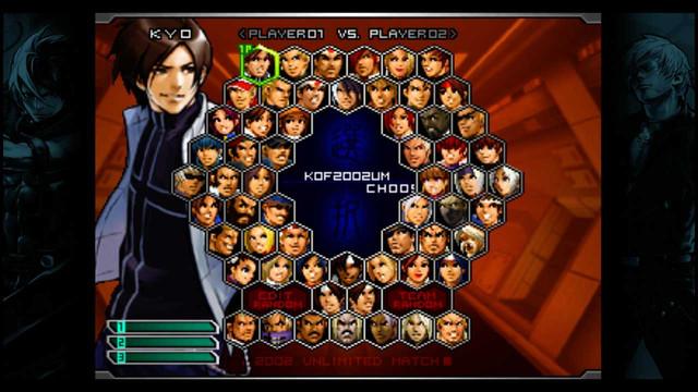 Steam遊戲《KOF 2002 UM》 今日起可使用回滾型網路代碼進行連線對戰! 同時開始最高折80%優惠的「KOF促銷活動」 1