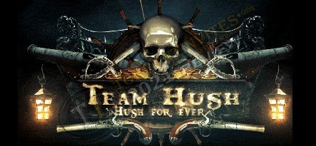 Browse to the homepage of Team-Hush