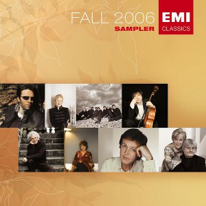 Compilations incluant des chansons de Libera Fall-2006-Classical-Sampler-300