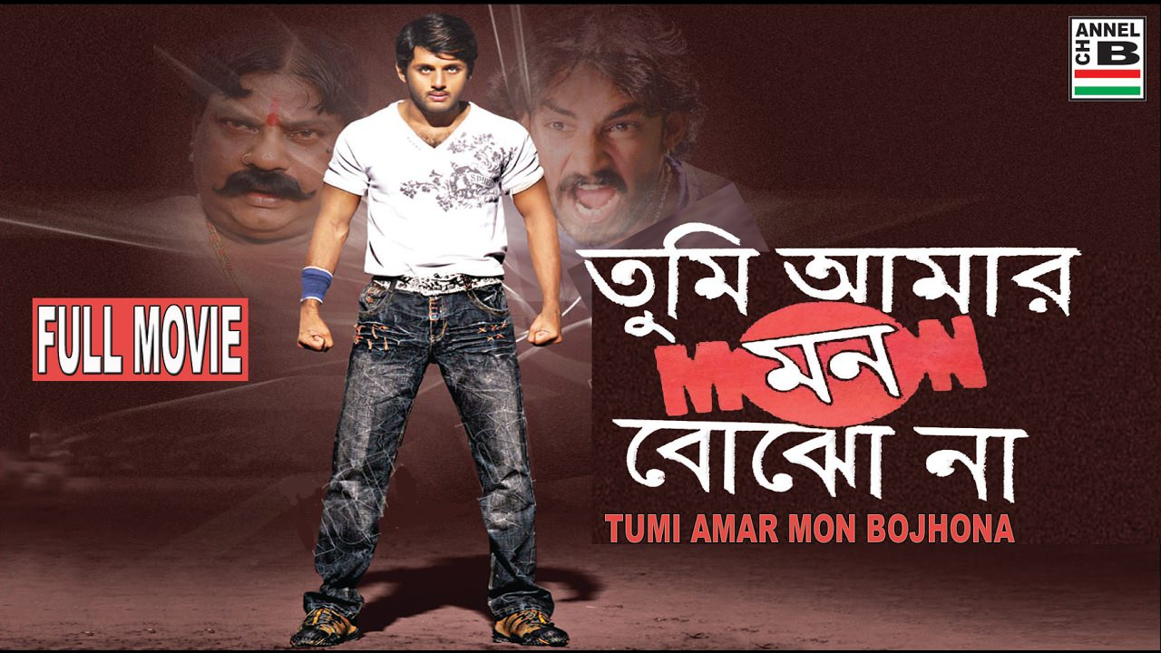 Tumi Amar Mon Bojhona (2020) Bengali Dubbed Movie 720p HDRip 1GB x264