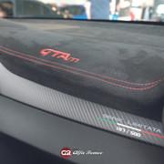 Giulia-GTAm-Dashboard